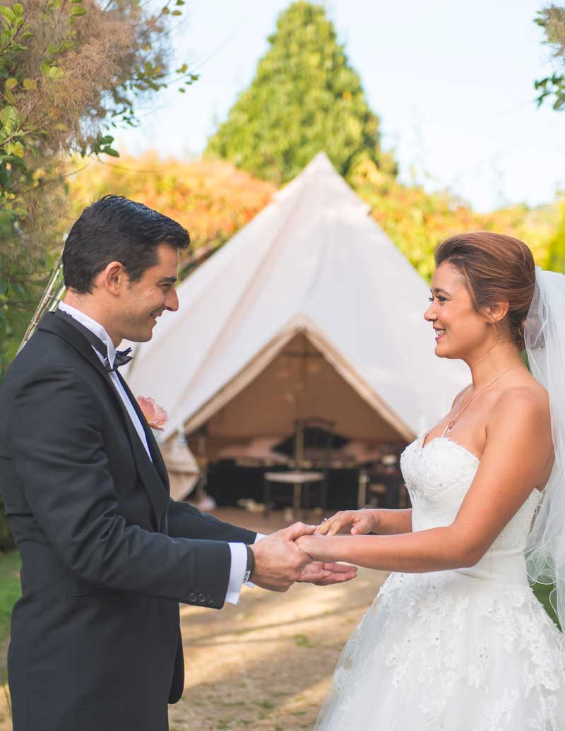 location tente luxe mariage