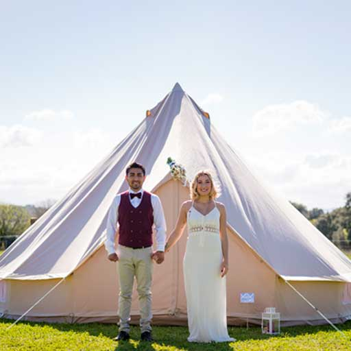 location tente lodge luxe mariage